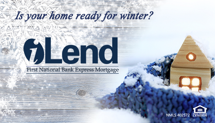 iLend Winter Small Banner