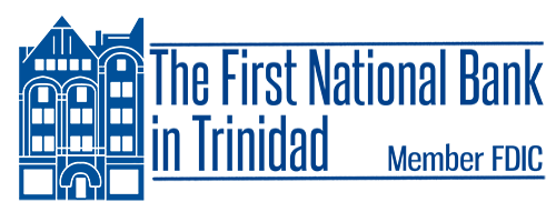 First National Bank in Trinidad Logo